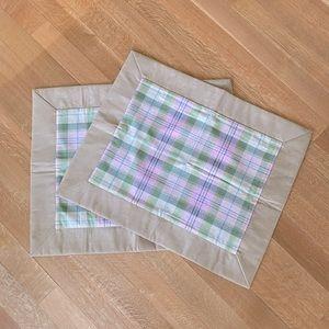 NEW Throw Pillow case / sham cover set